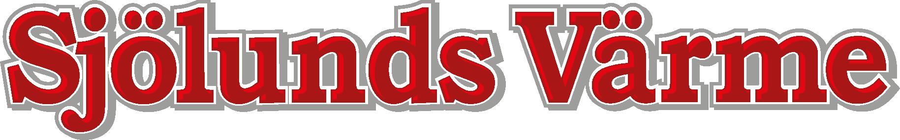 Sjölunds värme logotyp